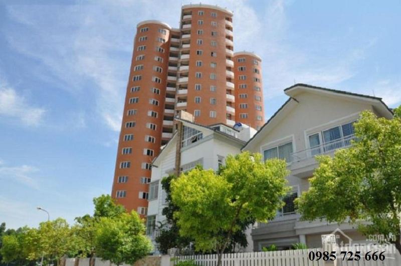 Tòa CT1A khu đô thị mới Nghĩa Đô