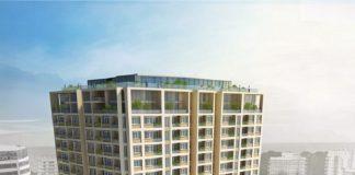Phối cảnh chung cư Mỹ Sơn Tower - 62 Nguyễn Huy Tưởng - Thanh Xuân