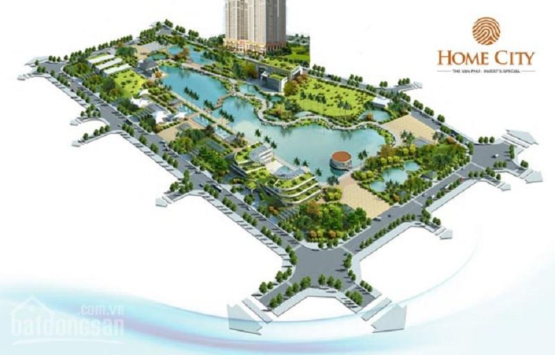 Home City - 177 Trung Kính - công viên hồ điều hòa