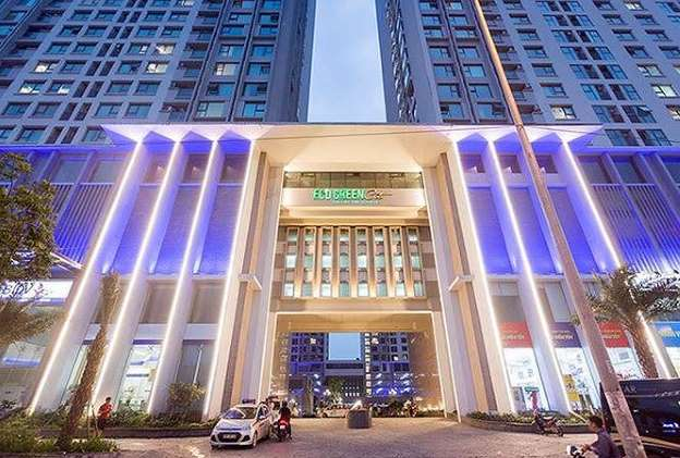 Hình ảnh thực tế chung cư Eco Green City Nguyễn Xiển 2