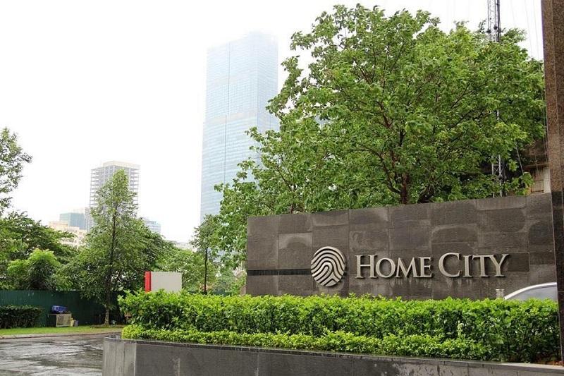 Hình ảnh thực tế chung cư Home City 177 Trung Kính 1