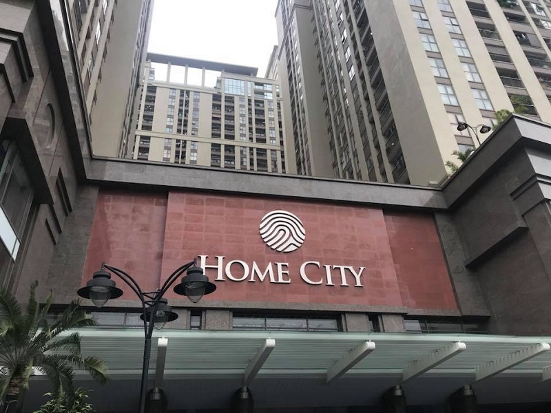 Hình ảnh thực tế chung cư Home City 177 Trung Kính 2