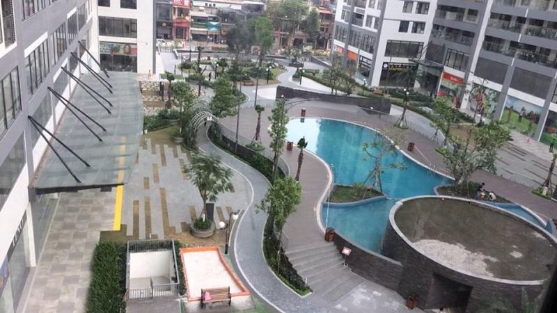 Hình ảnh thực tế dư án Imperia Garden 203 Nguyễn Huy Tưởng 2