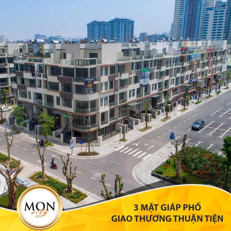 Hình ảnh thực tế dự án chung cư Mon City Mỹ Đình 2