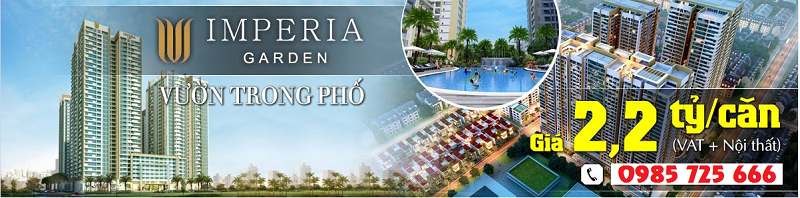 Imperia Garden - 203 Nguyễn Huy Tưởng