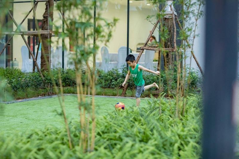 Khu vui chơi của trẻ em Goldmark City 136 Hồ Tùng Mậu - Từ Liêm