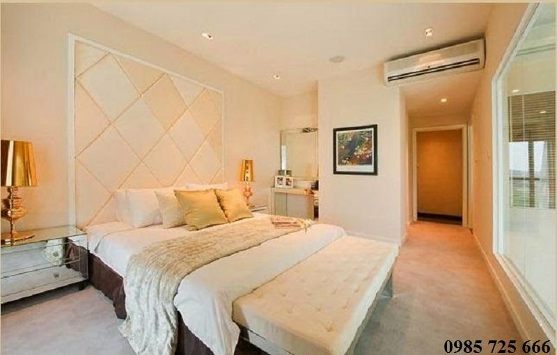 Phòng ngủ chính Mulberry Lane Mỗ Lao