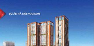 Phối cảnh dự án Paragon Tower - Phạm Hùng