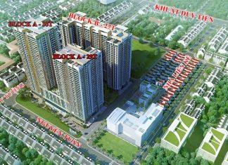 Phối cảnh dự án Imperia Garden - 203 Nguyễn Huy Tưởng