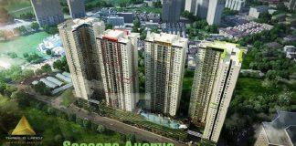 Phối cảnh dự án Seasons Avenue - Capitaland