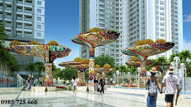 Quảng trường Ruby 2 Goldmark City- 136 Hồ Tùng Mậu - Từ Liêm