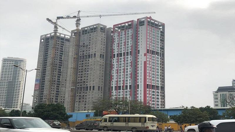 Tiến độ thi công chung cư Paragon Tower Phạm Hùng