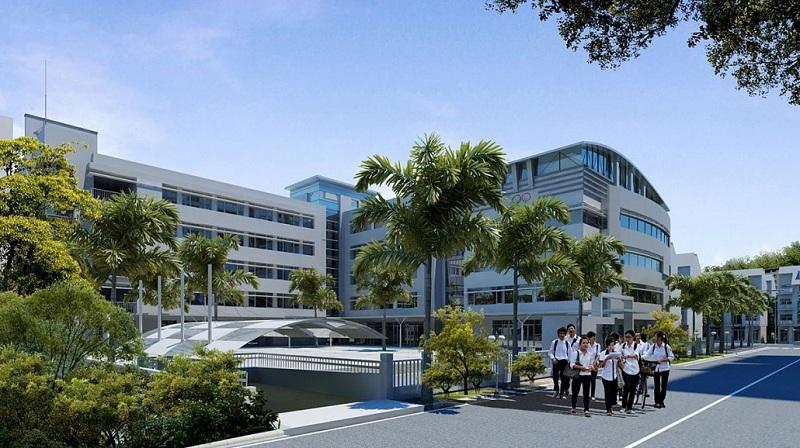Trường THCS công lập trong dự án Imperia Garden - 203 Nguyễn Huy Tưởng