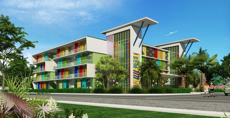 Trường tiểu học dự án Home City 177 Trung Kính