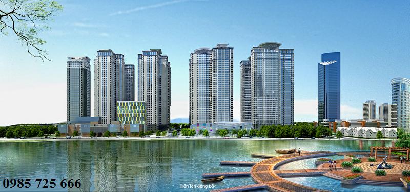 Goldmark City 136 Hồ Tùng Mậu - Từ Liêm