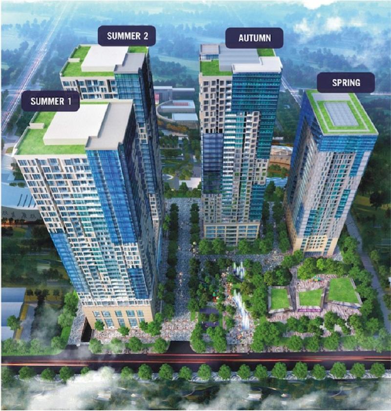 Quy mô dự án Goldseason 47 Nguyễn Tuân