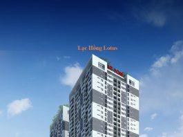 Phối cảnh dự án N01 - T5 Lạc Hồng Complex kdt Ngoại Giao Đoàn