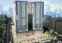 Chung cư Oriental Plaza - 16 Láng Hạ
