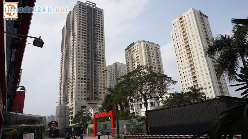 Dự án chung cư CT4 Vimeco Nguyễn Chánh BigC