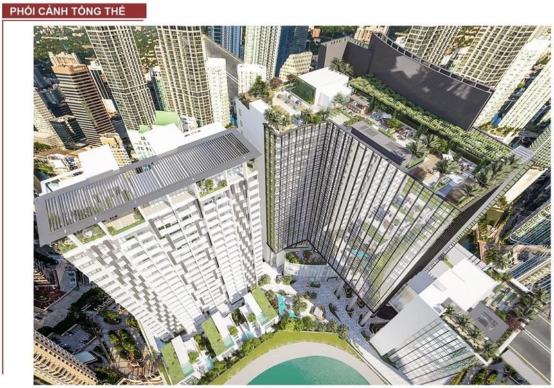 Phối cảnh BRG Grand Plaza 16 Láng Hạ