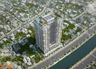 Phối cảnh dự án Riverside Garden 349 Vũ Tông Phan