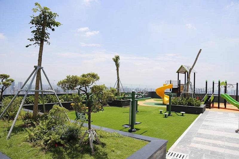 Sân tập Riverside Garden 349 Vũ Tông Phan