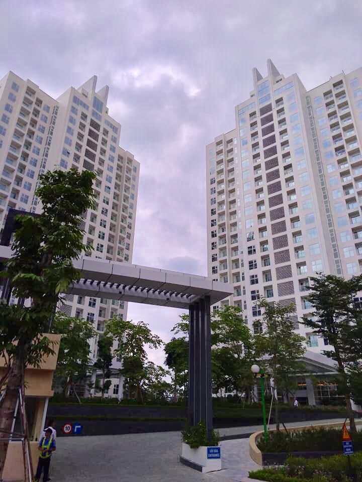 Hình ảnh thực tế chung cư The Link 345 Ciputra Hà Nội 5