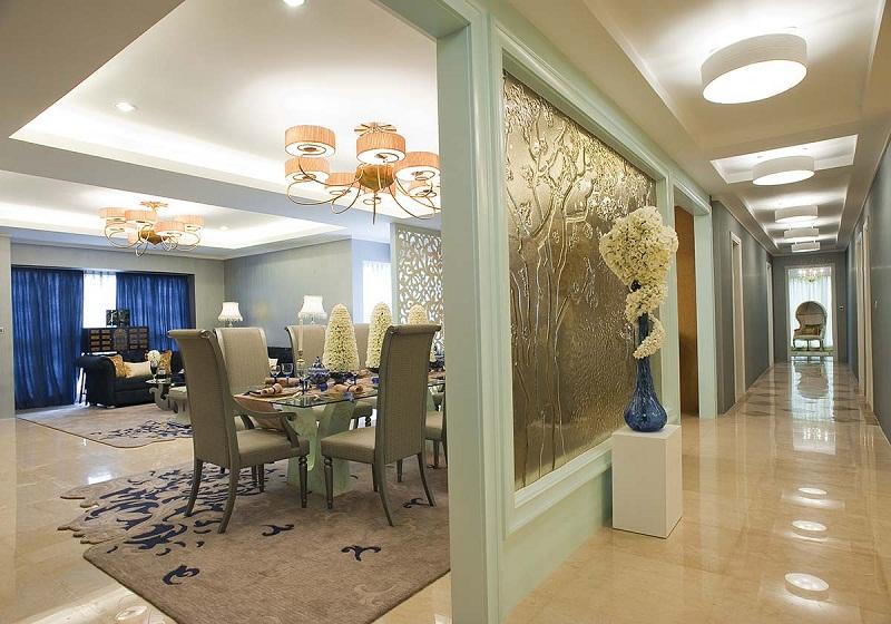 Căn hộ mẫu TheLink 345 Khu đô thị Ciputra - Nam Thăng Long