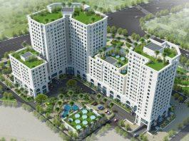 Phối cảnh Eco City Việt Hưng - Long Biên