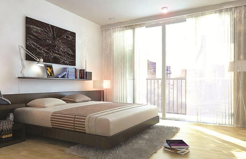 Phòng ngủ Horizon Tower