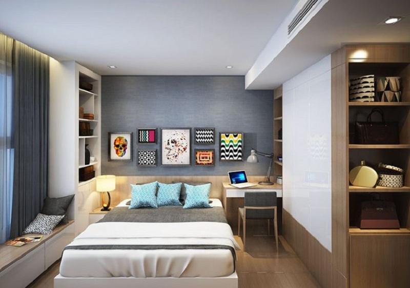 Thiết kế Phòng ngủ Dự án Rivera Park Hà Nội - 69 Vũ Trọng Phụng