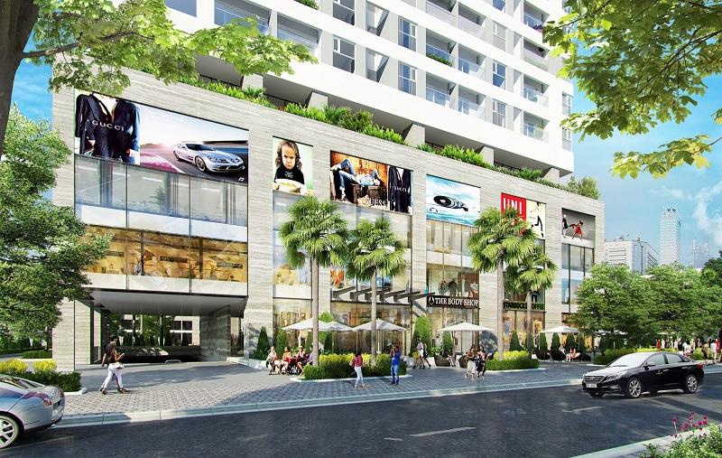 Trung tâm thương mại Dự án Rivera Park Hà Nội - 69 Vũ Trọng Phụng
