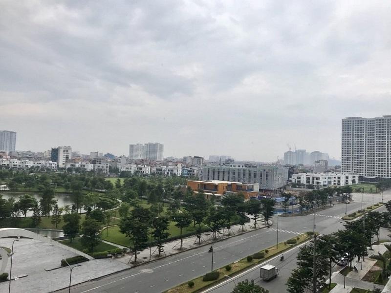 View2 từ chung cư N03-T3-T4 Ngoại Giao Đoàn
