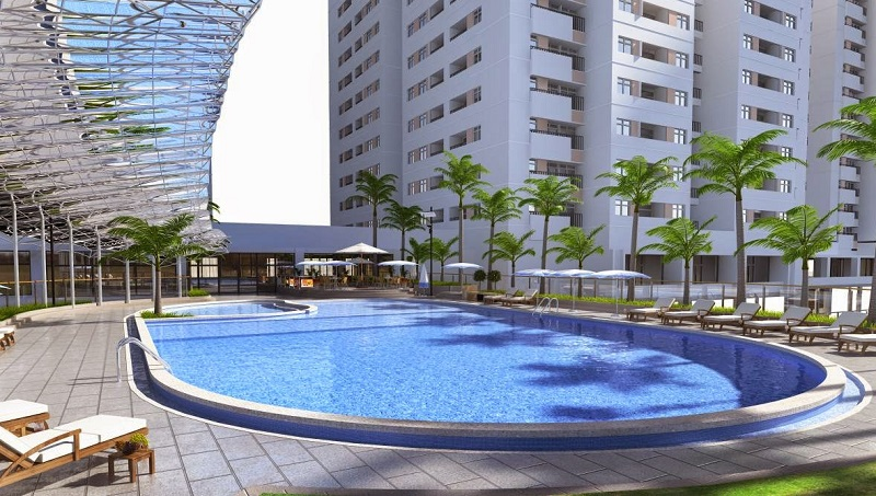 Bể bơi dự án