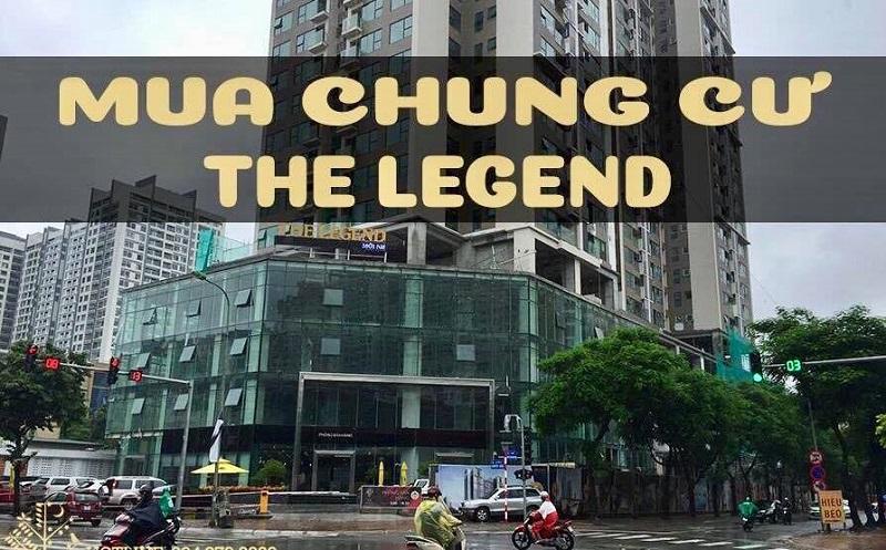 Hình ảnh thực tế 4 The Legend 109 Nguyễn Tuân 2018