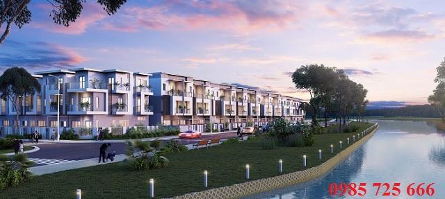 Liền kề dự án Trung Yên Smile Building - Nguyễn Cảnh Dị