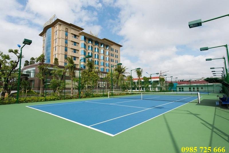 Sân thể thao dự án Hateco Xuân Phương