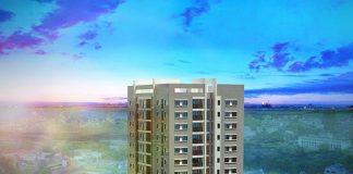 Phối cảnh căn hộ dự án Hamilton Complex 317 Trường Chinh