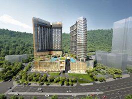 Phối cảnh Double Tree By Hilton Hạ Long