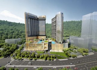 Phối cảnh Double Tree By Hilton Hạ Long
