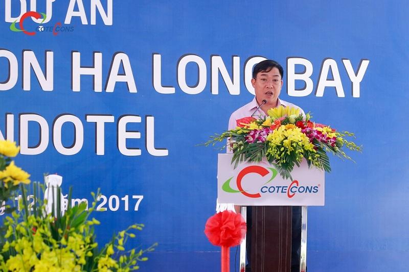 Ông Trương Thành Long – Đại diện Công ty Cổ phần Khách sạn Trí Đức