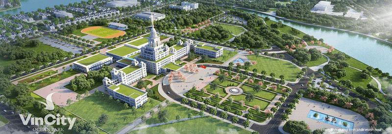 Đại học VinUni- Vincity Ocean Park Gia Lâm