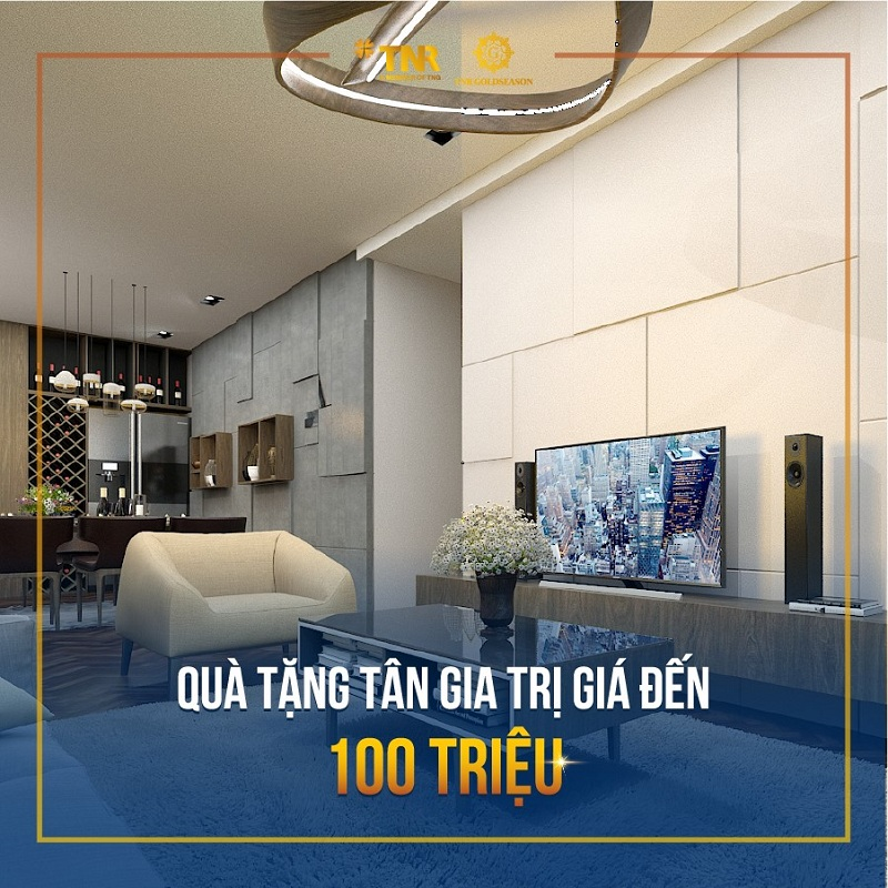 Chính sách bán hàng dự án Gold Season 47 Nguyễn Tuân