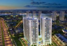 Phối cảnh Green Pearl 378 Minh Khai