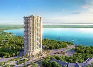 Phối cảnh D. El Dorado Phú Thượng Tây Hồ