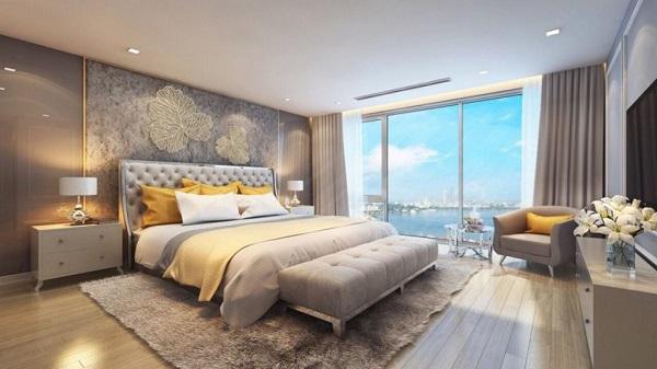 Phòng ngủ Videc Galaxy Tower Nguyễn Xiển
