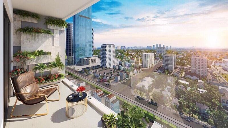 Thiết kế chung cư Sungroup Constrexim Complex Cầu Giấy