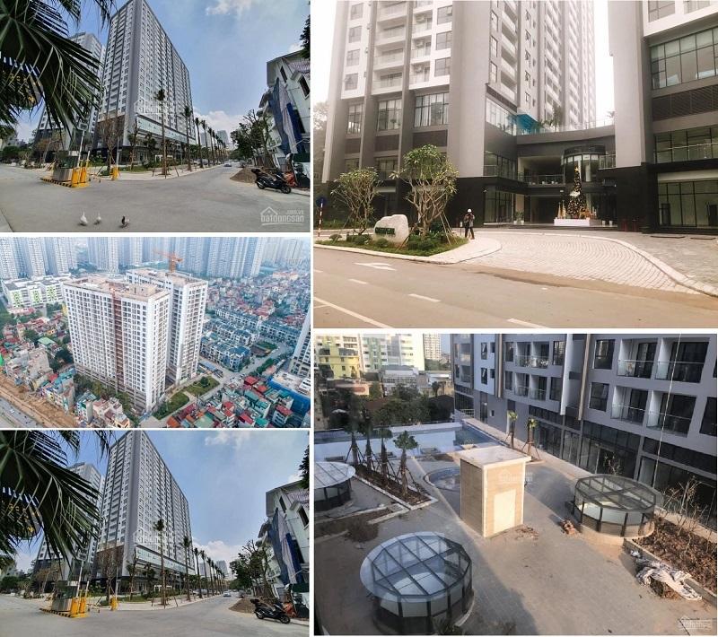 Tiến độ dự án Green Pearl 378 Minh Khai 2020