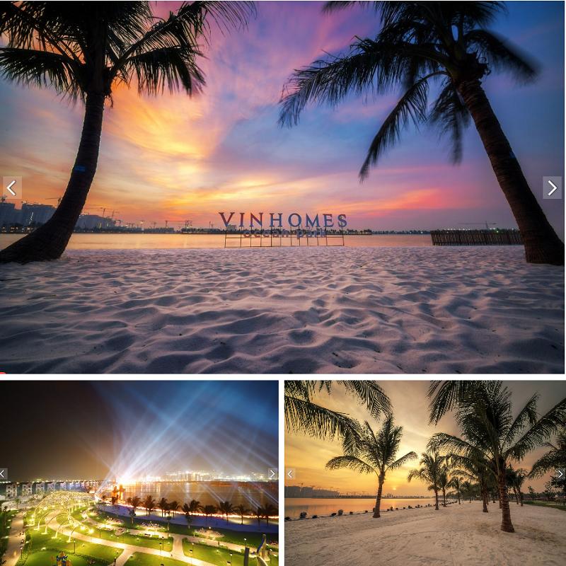Tiến độ dự án Vinhomes Ocean Park Gia Lâm 4