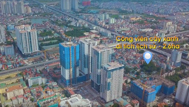 Tiến độ thi công thực tế dự án Gold Season 47 Nguyễn Tuân